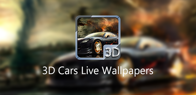 3D Cars Live Wallpapers