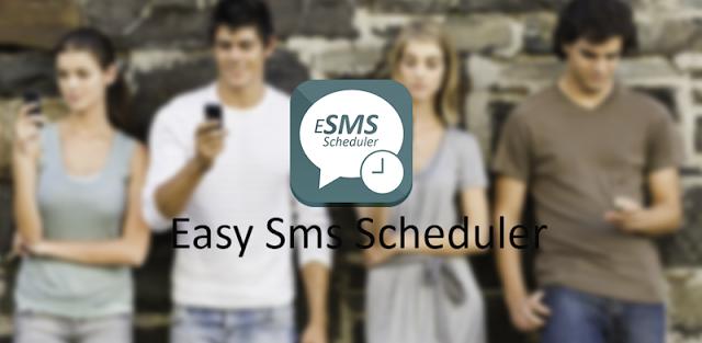 Easy SMS Scheduler