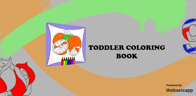 Toddler Coloring Book